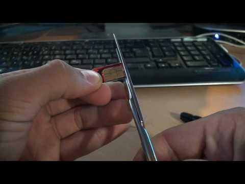 Transformer sa Carte SIM en une Micro SIM !