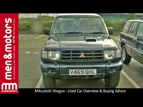 Mitsubishi Shogun - Used Car Overview & Buying Advice