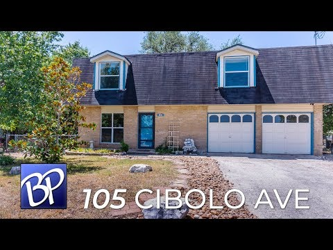 For Sale: 105 Cibolo Ave, Boerne, Texas 78006