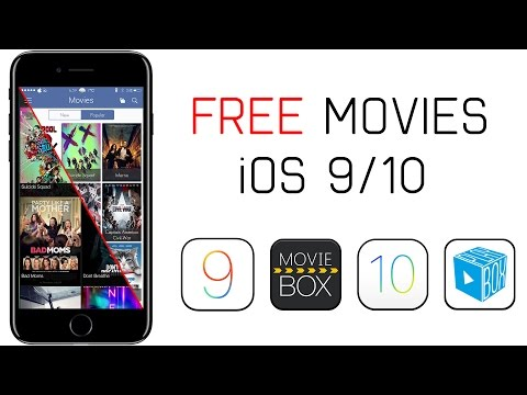 How to Get FREE Movies/TV Shows on iOS 9/10!  (NO JAILBREAK)