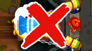 Bloons Tower Defense 6 - In the Loop CHIMPS Mode Round 1-100