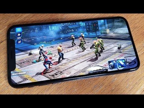 Top 5 Best New Games For Iphone X/8/8 Plus/7 April 2018 - Fliptroniks.com