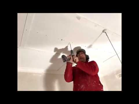 Re  Screwing a Loose Fibrous Plaster Ceiling