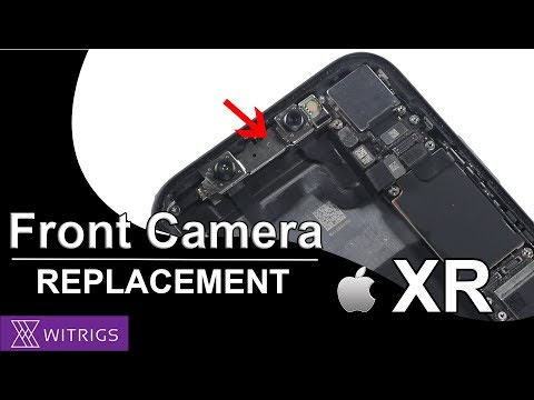 iPhone XR Front Camera Replacement