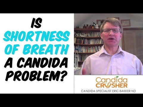 Is Shortness Of Breath A Candida Problem?