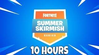 fortnite summer skirmish theme song 10 h - fortnite theme song season 5