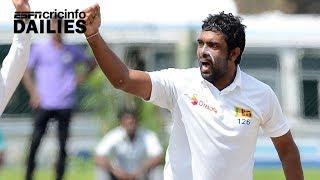 Dailies: Perera quickest Sri Lankan to 100 Test wickets