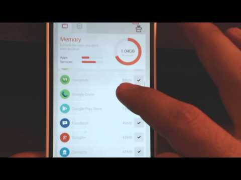 The Cleaner App Review - Free Up Memory & Storage