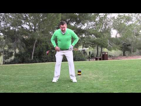 Drive the ball further: It's all in the hips