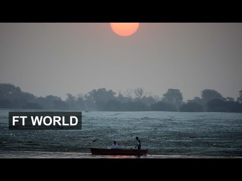 India's  Polluted River Systems | FT World