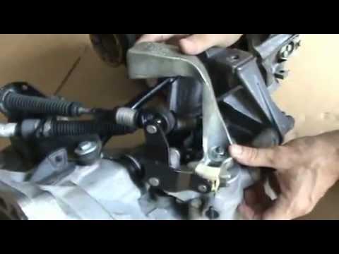 VW Group Shifter Adjustment