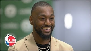 Kemba Walker on the players who influenced him to join the Celtics, replacing Kyrie | NBA on ESPN