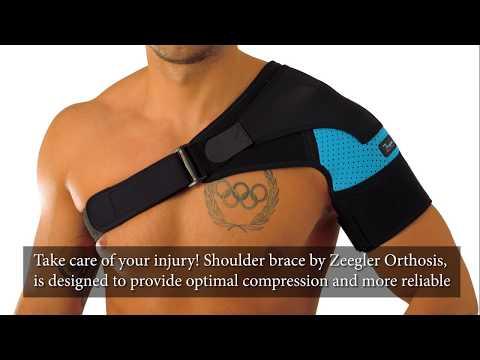 Shoulder brace by Zeegler Orthosis