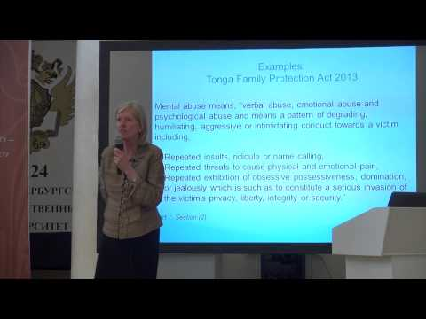 'Psychological' or `Mental' Violence and Domestic Violence Laws: Problems and Solutions