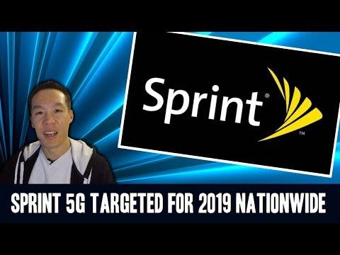 Nukem384 News: Sprint 5G Targeted For 2019 Nationwide