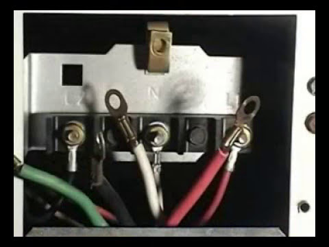 4 prongs cord GE electric dryer