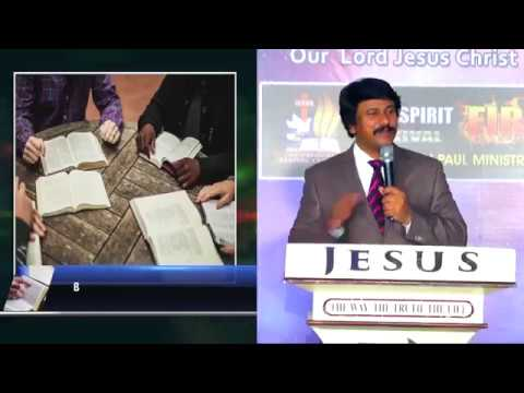 How To Increase Spiritual Life  By Bro. Stephen Paul