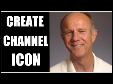 How To Create A YouTube Channel Icon