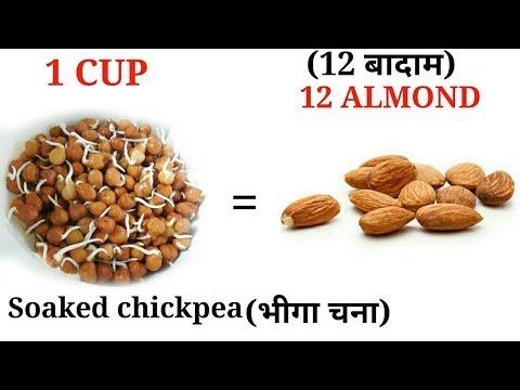 भीगा चना खाने का फायदा सुबह खाली पेट(Benefits of eating soaked chickpea )