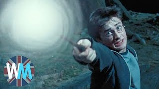Top 10 Inspirational Harry Potter Moments