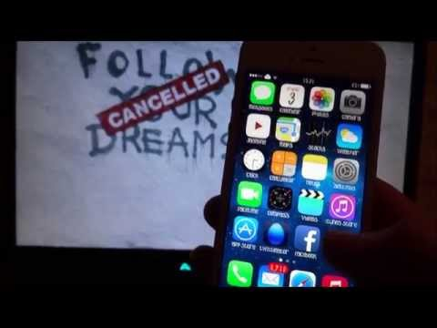 Change FONTS & Slide To Unlock Text On iOS 7 / 8 iPhone, iPad, iPod Touch