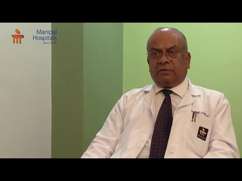 Dr. K.M.K.Varma Explaining About Total Knee Replacement Surgery - Manipal Hospital