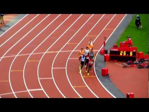 London 2012 Olympics Track and Field, Mens 800m semis, Mens High Jump, Womens Long Jump