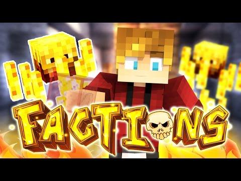 Minecraft Factions Versus: Blaze Grinders and Building the Base!! #5