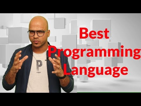 Which Programming Language to Learn?