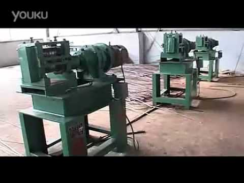 Combined Wire Drawing Machine