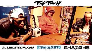 Mac Miller x Prodigy x Alchemist Freestyle on Toca Tuesdays