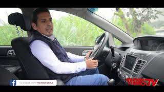 TEST DRIVE - SSANGYONG RODIUS