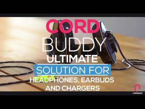 Cordbuddy  |  Protect Your Headphones and Earbuds Indiegogo Campaign (Official)