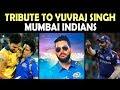 Tribute To Yuvraj Singh Mumbai Indians IPL 2019 Petta Bgm Ft