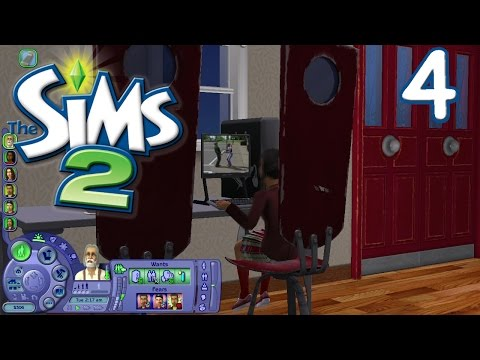 The Sims 2 Part 4 - Up All Night