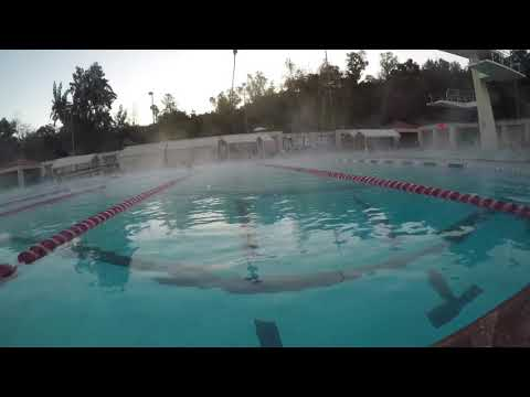 Swimming with Scoliosis