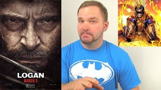 Logan Movie Review by WAK Review