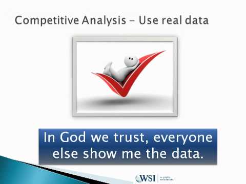 Marketing Competitive Analysis | Capture Market Share | Get Go-to-market Plan