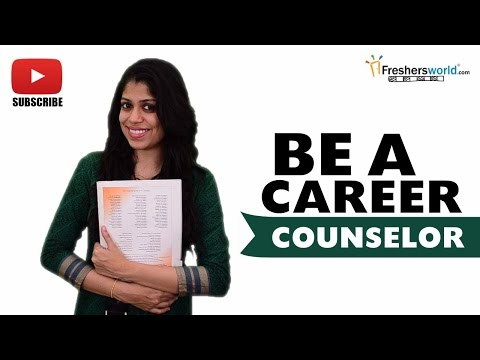 Job Roles For COUNSELOR– Counseling,School,Apprenticeship,Private organization,Psychology