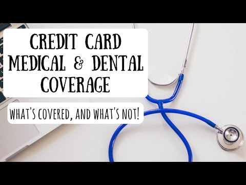 Emergency Medical & Dental Coverage | What is Covered by Your Travel Credit Card & is it Sufficient?