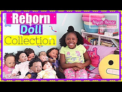 REBORN DOLL COLLECTION | WHERE DID I GET THEM FROM?