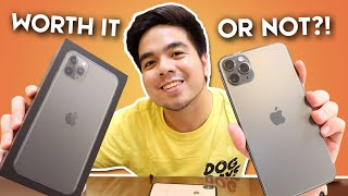 iPhone 11 Pro Max Unboxing + REVIEW (Philippines)   Red Diaz