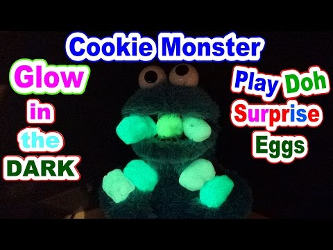 Cookie Monster Top YouTube Channel for Kids Pixar Cars and Thomas and Friends Fan and Play Doh