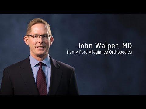 John Walper, MD - Orthopedic Surgeon, Henry Ford Allegiance Orthopedics