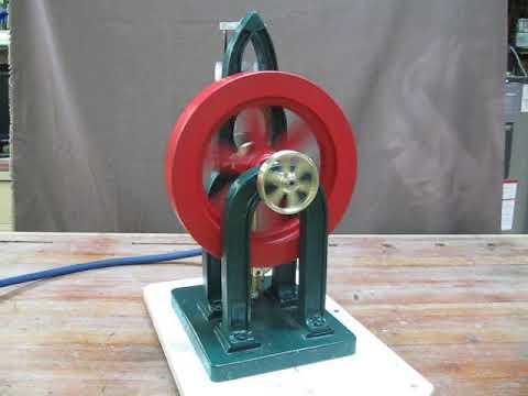 Steeple engine