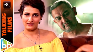 Aamir Khan Is Made For Films   Fatima Sana Shaikh