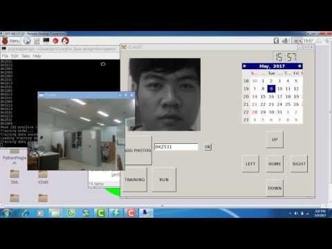 Nhận dạng khuôn mặt (Face Recognition using Raspberry Pi)