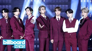 BTS Brings Dynamite to the 2020 Billboard Music Awards | Billboard News