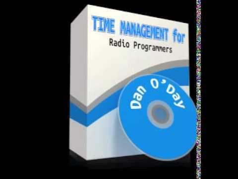 RADIO PROGRAM DIRECTORS' TIME MANAGEMENT TECHNIQUES
