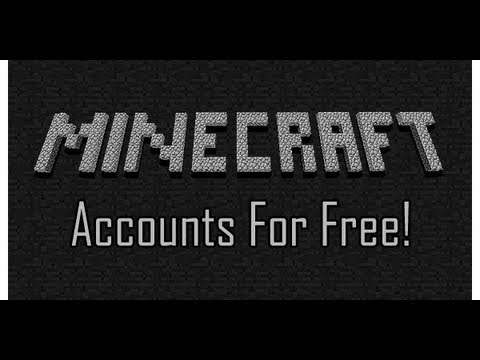 How to get free minecraft accounts (cracked)